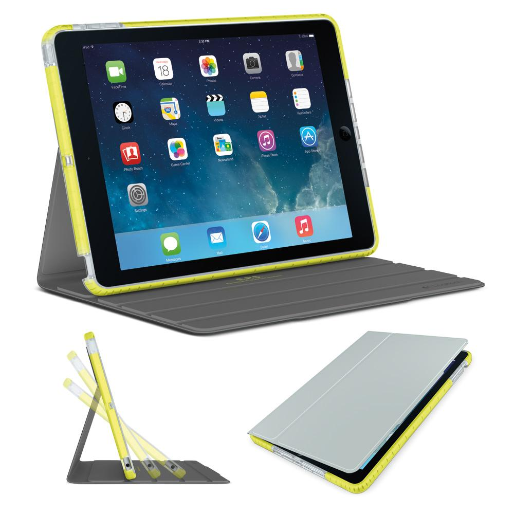 brand new logitech big bang impact protective thin and light case for ipad air ebay. Black Bedroom Furniture Sets. Home Design Ideas