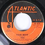 Yes 45 RPM Your Move / Clap