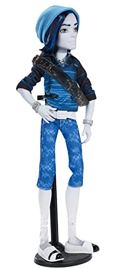 Monster High - Bjm60 - Poupée Mannequin - Scaremester Invisi Billy