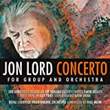 Jon Lord Concerto For Group And Orchestra (Bonus one Audio DVD)