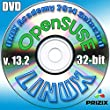 OpenSuse 13.2 Linux DVD 32-bit Full Installation Includes Complimentary UNIX Academy Evaluation Exam