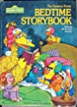 The Sesame Street Bedtime Storybook: Featuring Jim Henson Muppets