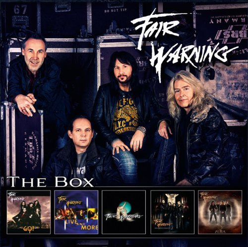 The Box (5 CD)