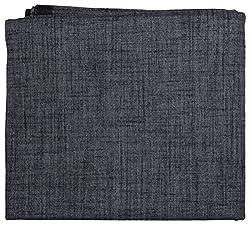 Mangal Maitree Fabric Men's Trouser Fabric (Grey)
