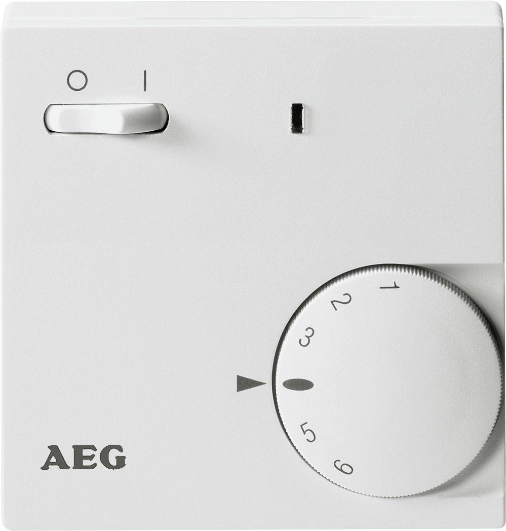 AEG 223301 FTE 600 SN 2PunktFußbodentemperaturregler 16 A, 230 V, Aufputz  BaumarktKundenbewertung und Beschreibung