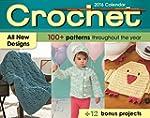 Crochet 2016 Day-to-Day Calendar