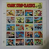 Comic Strip Classics Collectible Stamp Sheet of 20 32¢ Stamps Scott 3000