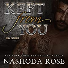 Kept from You Audiobook by Nashoda Rose Narrated by Erin Mallon, Rory White