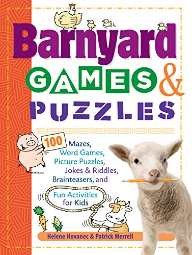Barnyard-Games-Puzzles-100-Mazes-Word-Games-Picture-Puzzles-Jokes-Riddles-Brainteasers-and-Fun-Activities-for-Kids