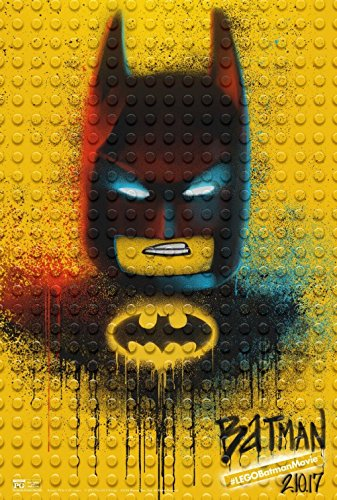 Lego Batman Movie Original Movie Poster