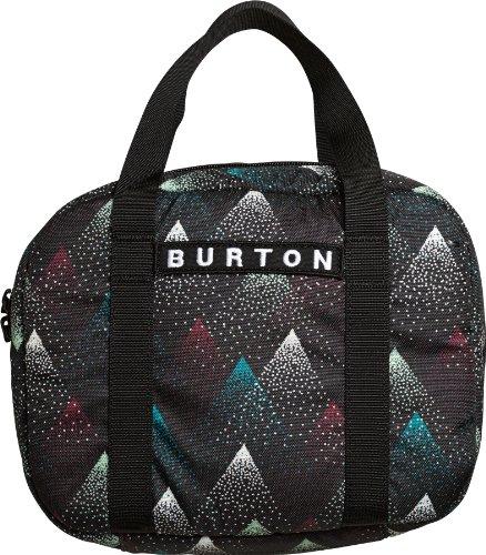 Burton, Borsa per la merenda Lunch Box, Nero (dissolve), 5 litri
