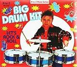 Big Drum Kit Childrens Toy Musical Instrument