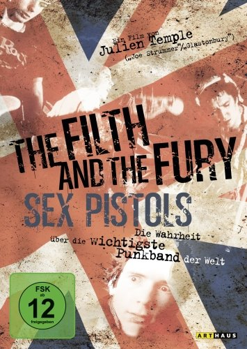 The Filth and the Fury [Alemania] [DVD]