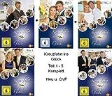 Kreuzfahrt ins Glück - Box 1-5 (10 DVDs)