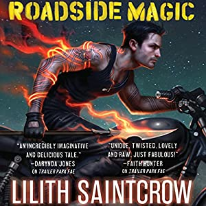 Roadside Magic Audiobook