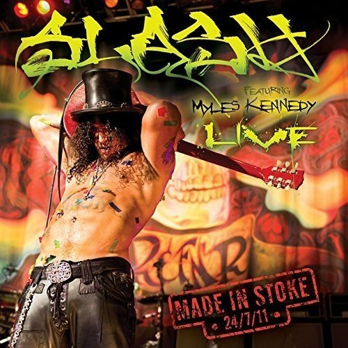 Made In Stoke 24/7/11 (feat. Myles Kennedy)