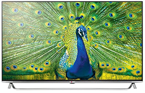 Lg Electronics 55Ub9500 55-Inch 4K Ultra Hd 120Hz 3D Led Tv