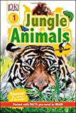 img - for DK Readers L1: Jungle Animals book / textbook / text book