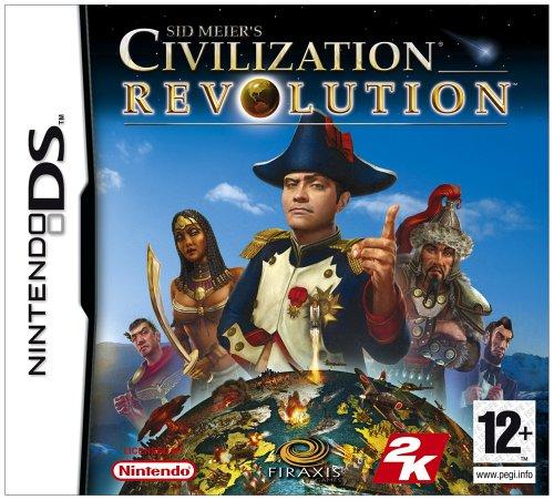 Sid Meier's Civilization Revolution (Nintendo DS)