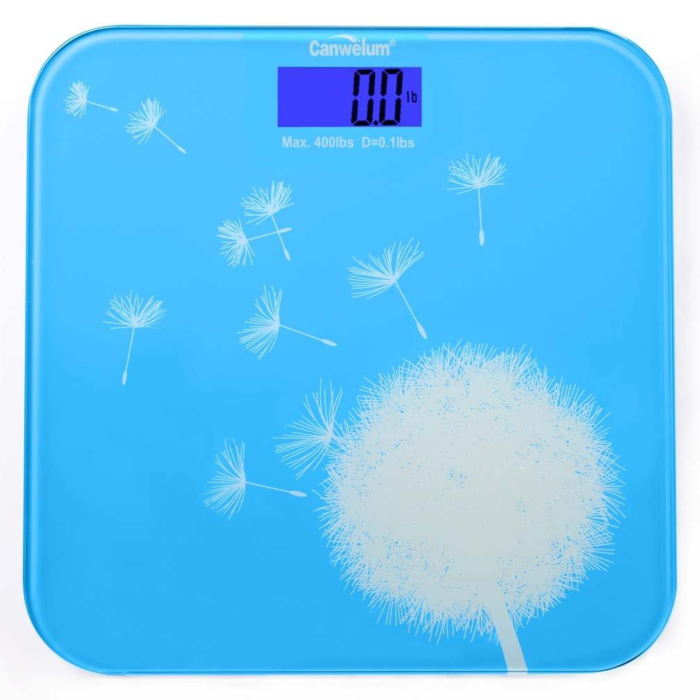 Canwelum Smart Electronic Bathroom Scale. Electronic Scale UK   Extra High Capacity Digital Bathroom Scale
