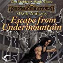Escape from Undermountain: Forgotten Realms: The Nobles, Book 3 Audiobook by Mark Anthony Narrated by David Heath