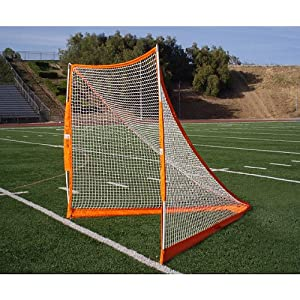 Bownet Portable Indoor-Outdoor Lacrosse Goal by Bow Net