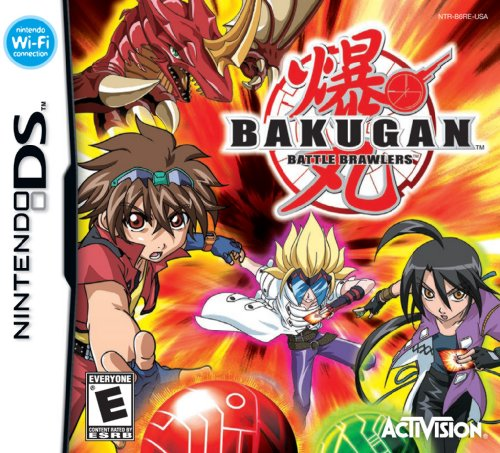 Bakugan Battle Brawlers - Nintendo DS - 1