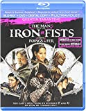 The Man with the Iron Fists (Blu-ray + DVD + Digital Copy + UltraViolet) (Bilingual)