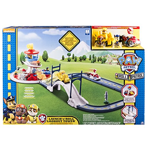 Paw Patrol 6028063 - On a Roll Playset Quartier Generale