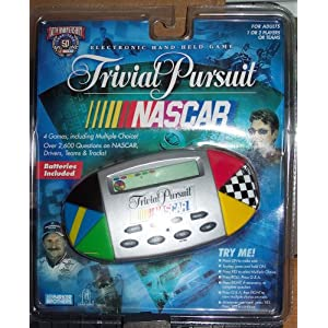Trivial Pursuit Nascar!