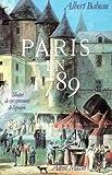 echange, troc Albert Babeau - Paris en 1789