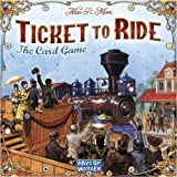61J XzCLL7L. SL160  Ticket to Ride Card Game