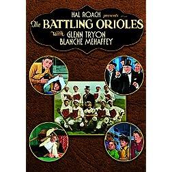 Battling Orioles (Silent)