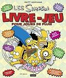 Les Simpson : Livre-jeu pour jours de pluie