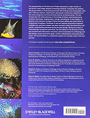 The Diversity of Fishes: Biology, Evolution, and Ecology