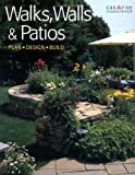 Walks, Walls & Patios: Plan, Design & Build - 1580110959