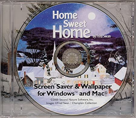 Home Sweet Home By Fred Swan (Jewel Case)