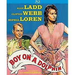 Boy on a Dolphin [Blu-ray]