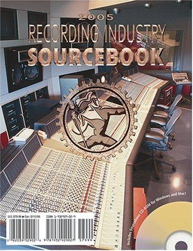 2005 Recording Industry Sourcebook