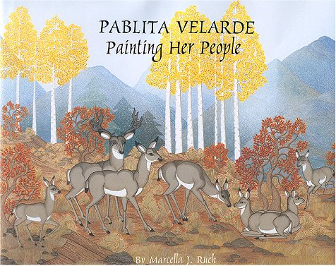 pablita velarde Pablita velarde began copying images as a child and developed an interest in creating her own work as a teenager.
