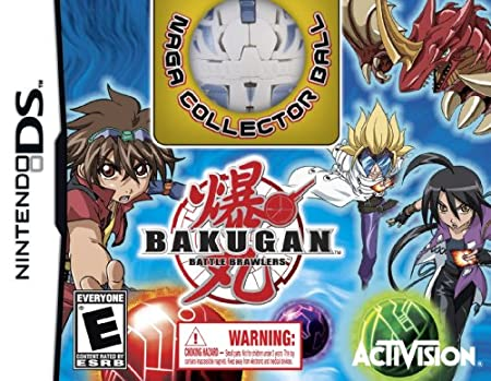Bakugan Battle Brawlers Collector's Edition with NAGA Collector Bakugan Ball
