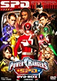 POWER RANGERS S.P.D. DVD-BOX 1【DVD】
