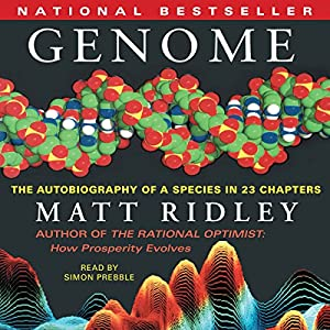 Genome Audiobook