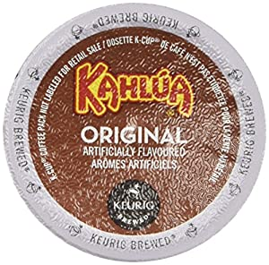 Timothy's Kahlua Original Keurig K-Cups, 24 Count