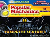 Popular Mechanics For Kids - Season 3 - Episode 6 - Body Mechanics