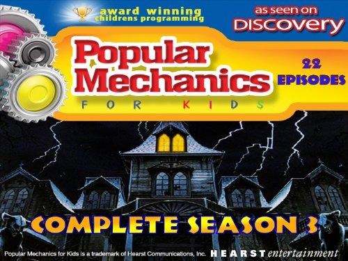 Popular Mechanics For Kids - Season 3 - Episode 1 - Cool Schools