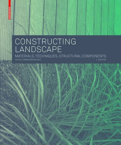 Constructing Landscape, by Astrid Zimmermann