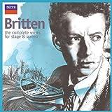 Britten Edition - Stage & Screen (Decca box set)