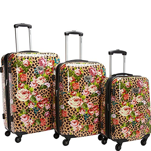 chariot-travel-leo-flower-3pc-luggage-set-leo-flower
