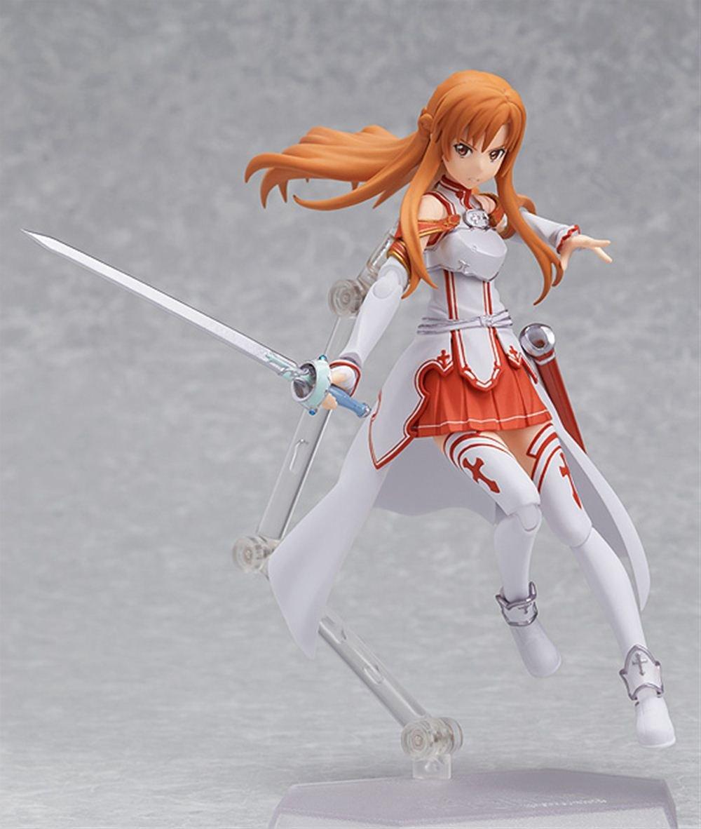 Sword Art Online : Asuna Yuuki Action Figma Figure